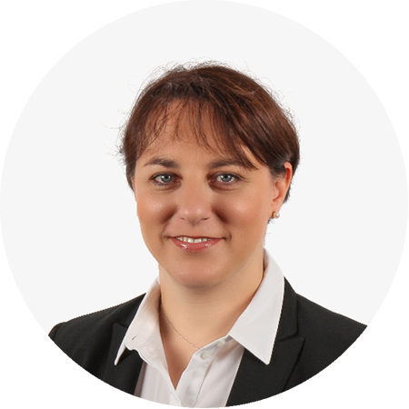 Christiane Aigle - HR Manager